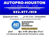 Electrical | A/C | Brake | Transmission | Engine | Maintenance and Repair