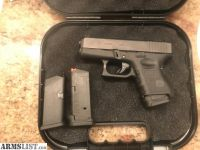 For Sale/Trade: Glock 26 with night sites