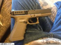 For Sale: Glock 17 FDE Gen3