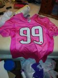 $15, JJ Watt pink girls jersey
