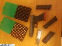 For Sale: Glock 35 .40 and 357 sig plus 1100 rounds