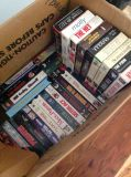 VHS TAPES 34