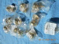 Allison Brass Cabinet Knobs