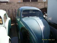 1964 -64 VW Bug Body Parts