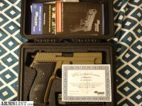 For Sale: Sig Sauer P226 MK25 NAVY SEAL FDE Desert Tan