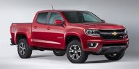 2018 Chevrolet Colorado 2WD LT (Satin Steel Metallic)