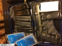 For Sale/Trade: Italian Beretta 96A1