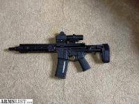 For Sale/Trade: Custom 10.5 AR Pistol 5.56 & 300 Blackout Noveske, Seekins, Geissele, BCM