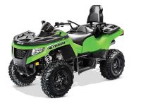 2017 Arctic Cat Alterra TRV 500 Utility ATVs Mandan, ND