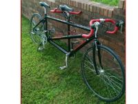 BICYCLE CANNONDALE TANDEM 21/19, 24SPD STI, NEW ...