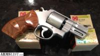For Sale: Smith&Wesson 627 PC, 8 shot, Box, with ammo