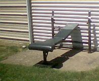 Weight Bench, MARCY 558