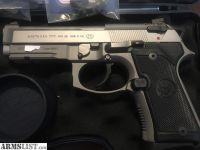 For Sale: Beretta M9A1 Compact Inox wilson combat upgrade