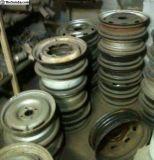 Assorted factory rims Bug Rabbit Ghia Jetta
