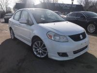 2008 Suzuki SX4 Sport 4dr Sedan 4A w/Convenience Package