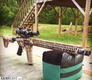For Sale: Custom AR-15 w/ Ammo