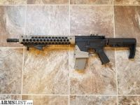 For Sale: Troy FDE CQB Battle Rifle with Lots of Extras