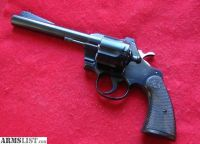 For Sale: GREAT COLT 22LR OFFICERS MODEL SPECIAL 1950