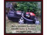 Lawn Mower and Chainsaw Service and Repairs