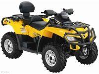 2010 Can-Am Outlander MAX XT 650 EFI Utility ATVs Keokuk, IA
