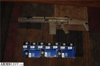 For Sale: FN SCAR 17S FDE w/ Kinetic Rail Geissele Trigger