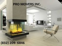 PRO MOVERS INC  $45 PER HOUR  TRUCK INCLUDED (INCLUDES MOVING TRUCK)