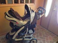 Graco Snug Ride 32 Infant Carrier and Stroller Combo - boygirl
