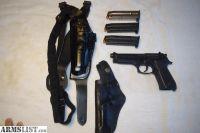 For Sale: Beretta 92FS Italian