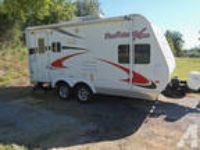 2008 TOY HAULER made by Cruiser -