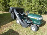 Lawn Tractor with grass catcher