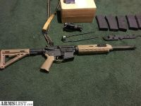 For Sale/Trade: DTI AR 15