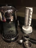 Delonghi EC-270 with frother