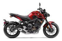 2017 Yamaha FZ-09 Sport Motorcycles Pasadena, TX