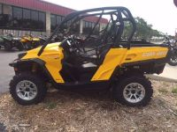 2017 Can-Am COMMANDER XT Sport Side x Side ATVs Hobe Sound, FL