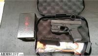 For Sale: Glock g43 Talo 9mm w/crimson trace