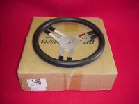 "Buy NEW 3 SPOKE GRANT STEERING WHEEL 13""SILVER 660 BUICK CHEVY FORD DODGE AMC BUICK motorcycle in Fort Wayne, Indiana, United States, for US $59.95"