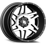 Purchase 20x9 Machined Black LRG 111 6x5.5 +0 Rims Discoverer STT Pro LT275/65R20 Tires motorcycle in Saint Charles, Illinois, United States, for US $2,147.17