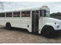 2001 Freightliner Bluebird-School-Bus Truck in Grand Prairie, TX