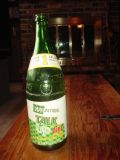 Vintage Montreal Talk Up Soda Pop Bottle - QT 32 Oz Green Glass