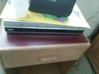 Sony DVD player with VHS