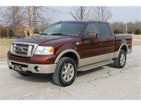 2007 Ford F-150 SuperCrew King Ranch 4WD