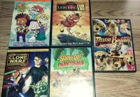 Kids dvds $2 for all