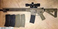 For Sale: FMK AR-15 Build