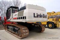 2008 LINK-BELT 460LX. High Reach Demolition Excavator