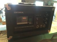 CENTENNIAL PR-100 COMBO AMPLIFIER CASSETTE PLAYER-RECORDER