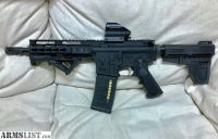 For Sale: AR15 Spikes Tactical 300 blk out Pistol
