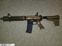 For Sale: Spikes AR-15 Pistol