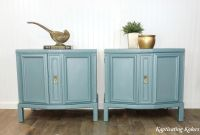 Romwebber end tables / night stands