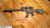 "For Sale/Trade: 18"" lightweight SPR style AR15"