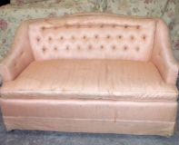 "Antique Love Seat $15 ""The Back Forty"", Adel"